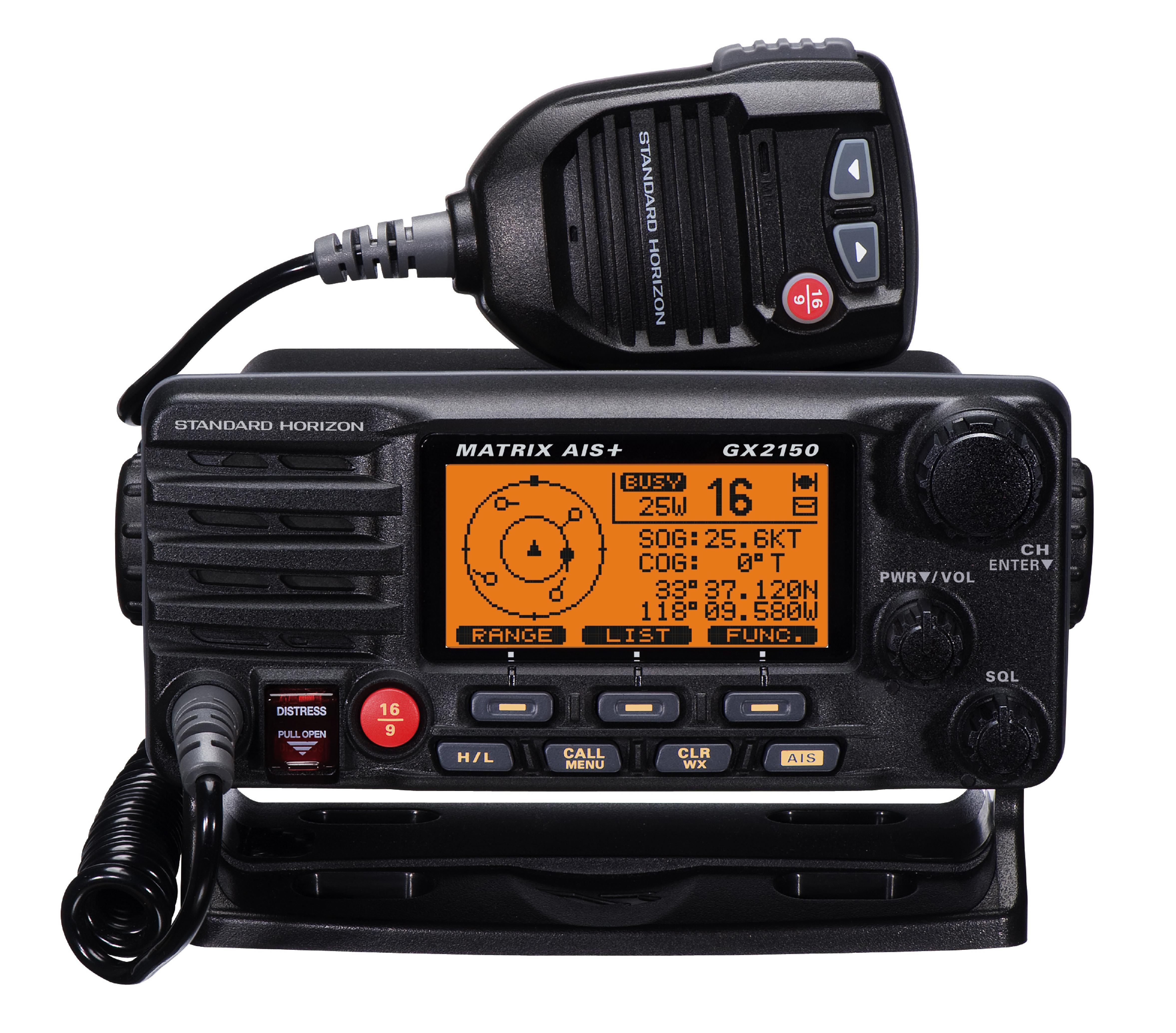 GX2150_ Black_ AIS Compass Display ...